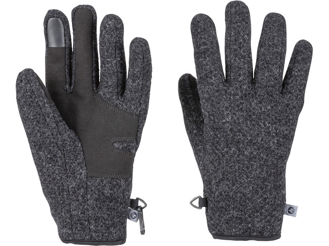 Marmot Bekman Gloves charcoal heather